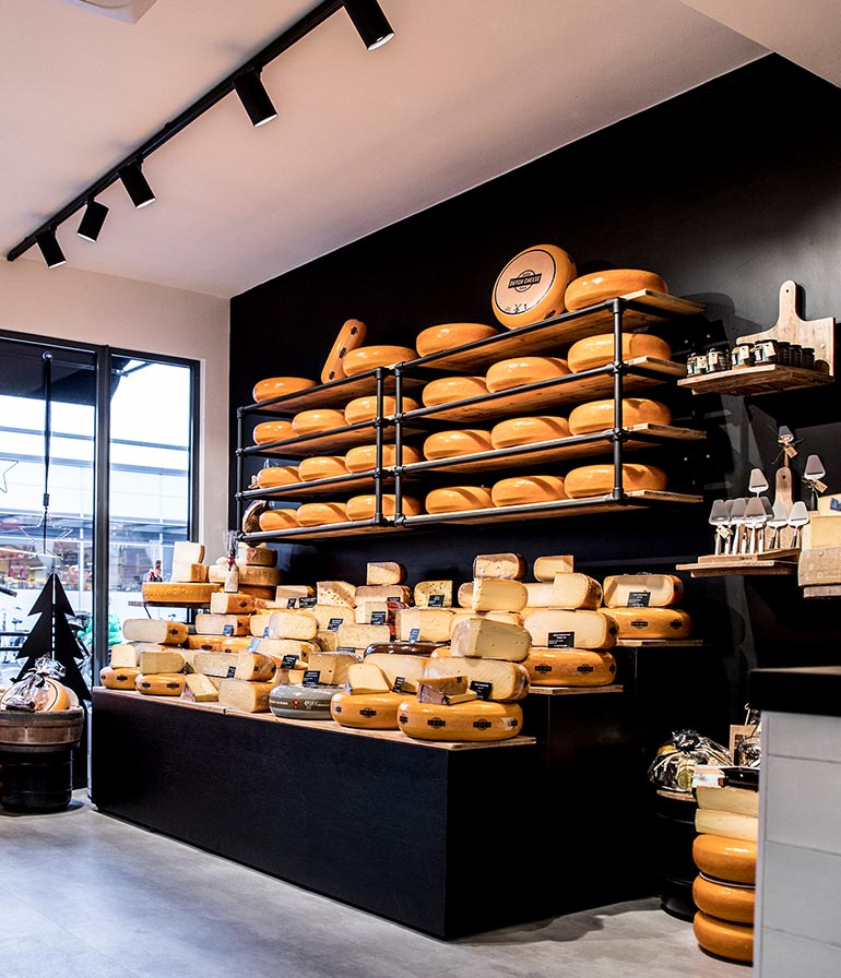 The Dutch Cheese store